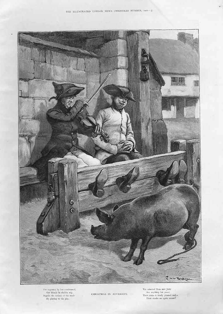 History of Pillory and Stocks